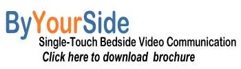 ByYourSide Video Communication systems
