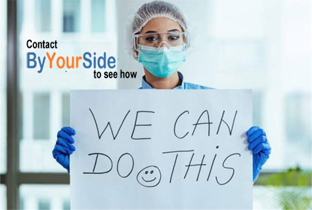 by your side patient communication system